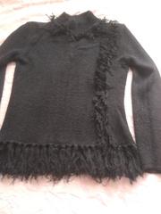 свитер черный р.42-44