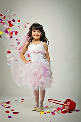 Новое необычное детское платье