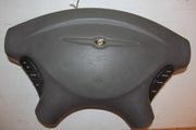 Для Chrysler Voyager (2001-2006 г.в.) - подушка безопасности руля,  б/у