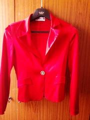 Пиджак атласный р.42