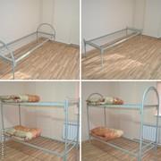 металлические кровати ..