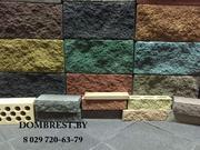 Блоки для забора в Бресте,  Забор из камня,  каменный забор