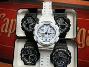 Часы Casio G-Shock GA-100 (гравировка Forward)