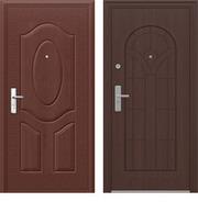 Входная металлическая дверь в Рогачеве с доставкой