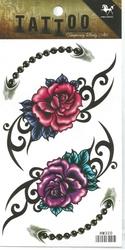 Временные татуировки,  блеск-тату