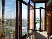 ПВХ окна и балконные рамы от производителя