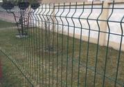 Забор,  системы ограждения 3D,  евроограждения,  калитки.