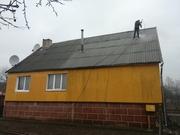 Очистка и покраска крыш