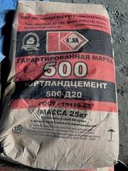 Портландцемент д20 (Красносельск)
