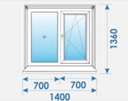 Готовые Окна и Двери ПВХ распродажа дешево +375 29 6255555