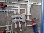 Качественные современные системы отопления и водоснабжения