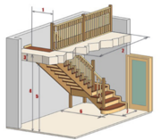 Замер и проектирование лестниц. Минск и область. Звоните