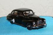 Модель машины Opel Kapitan,  1951-1953 г.