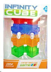 Куб головоломка,  светящийся.