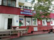 Комиссионный магазин и ремонт часов в проходном месте г. Минска