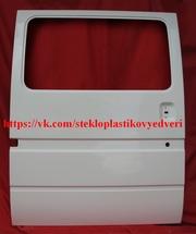 стеклопластиковая боковая дверь сдвижная  Форд Транзит