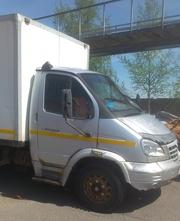 Автомобиль ГАЗ-33104 Валдай фургон