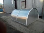 Парник от производителя 1, 5 м на 2 метра из поликарбоната в Орше