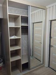 Встроенный шкаф купе любой дизайн.