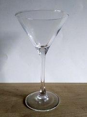 Бокалы для мартини/коктейля (Чехия,  стекло,  120 мл,  6 шт.)